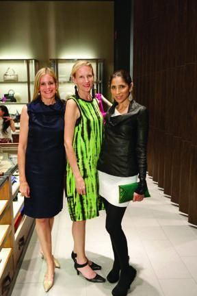 Mary Beth Shimmon, Marcy Carmack, Sobia Shaikh