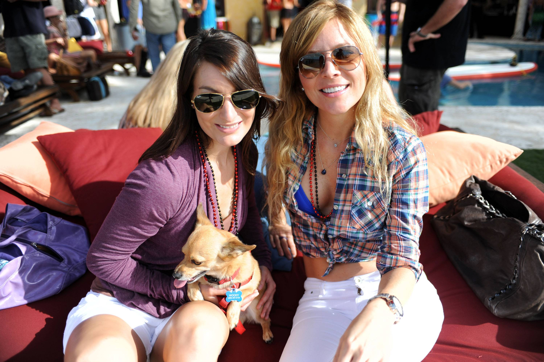 Mia Carlson & Melissa Reilly