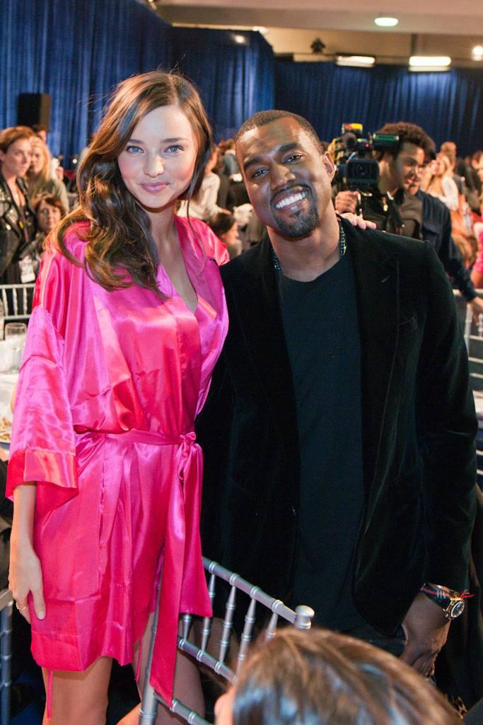 Miranda & Kanye