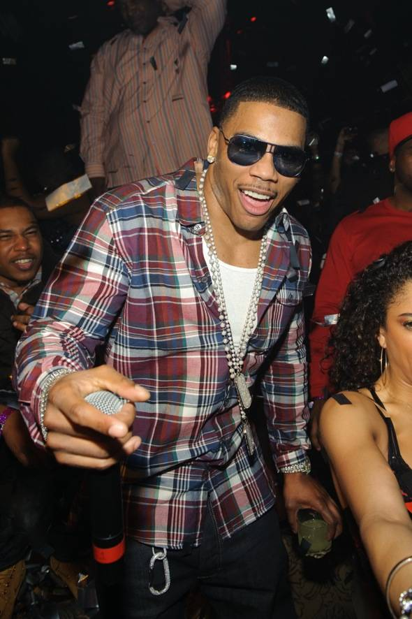 Nelly at Tao 11.12.11