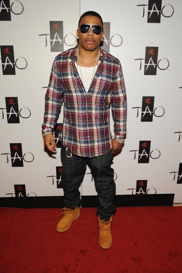 Nelly full length at Tao carpet 11.12.11