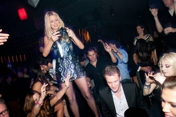 Paris Hilton_Marquee