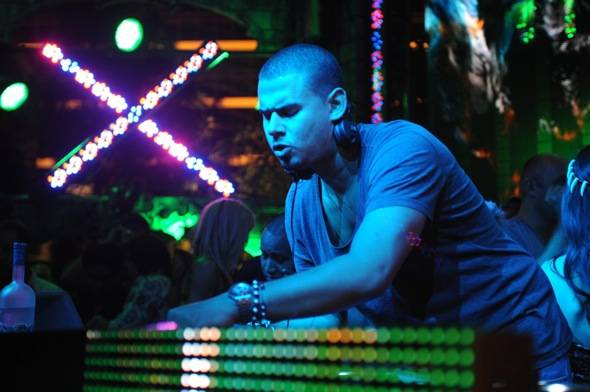 XS Nightclub – Afrojack 2
