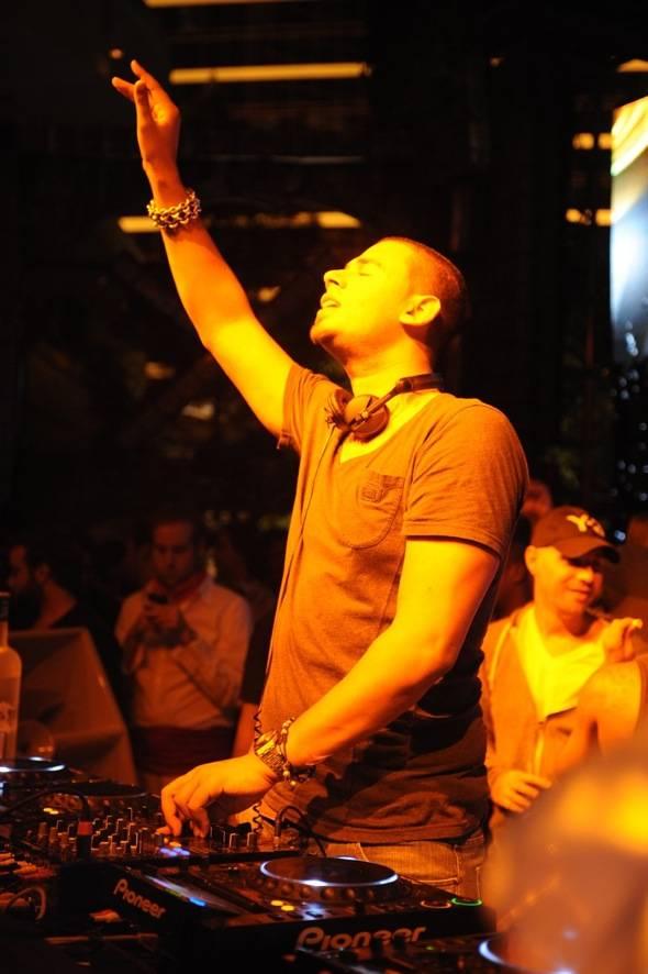 XS Nightclub - Afrojack