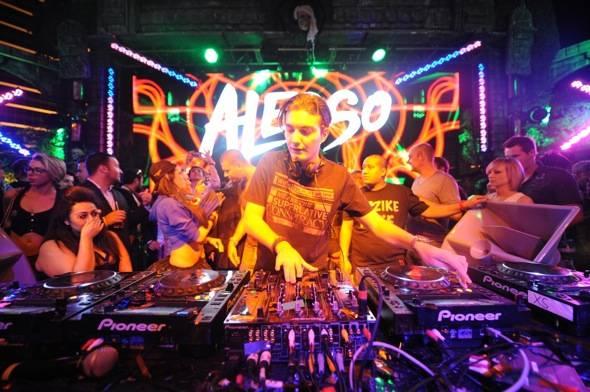 XS Nightclub - Alesso