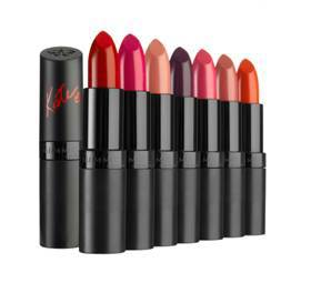 Rimmel Kate Moss Lasting Lipstick collection
