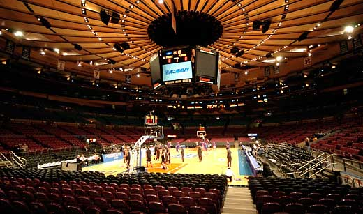 New York Cityu0027s Madison Square Garden Will Be Holding An Auction Featuring  Items Like Lockers, A Ranger Goal Net And Led Zeppelin Artwork.