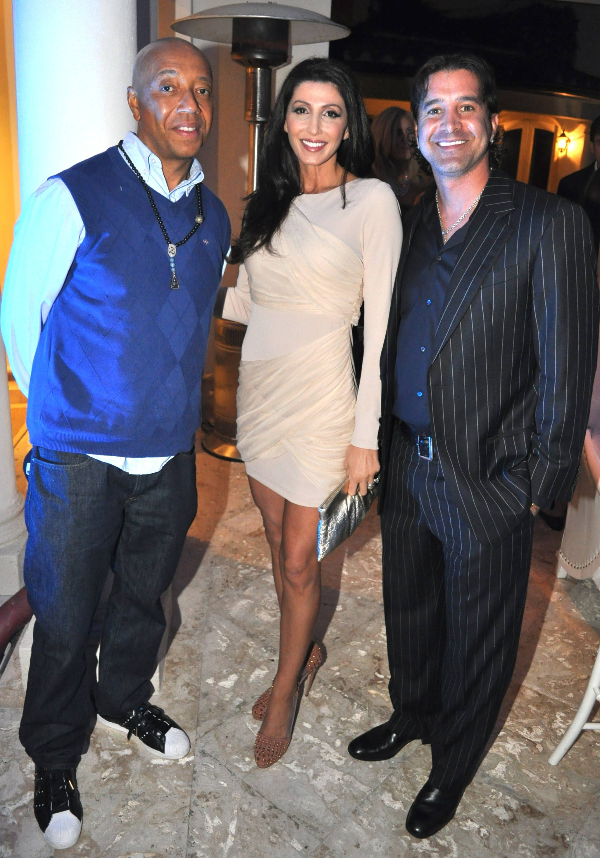 01 Russell Simmons, Jaclyn & Scott Stapp at Penn Medicine event