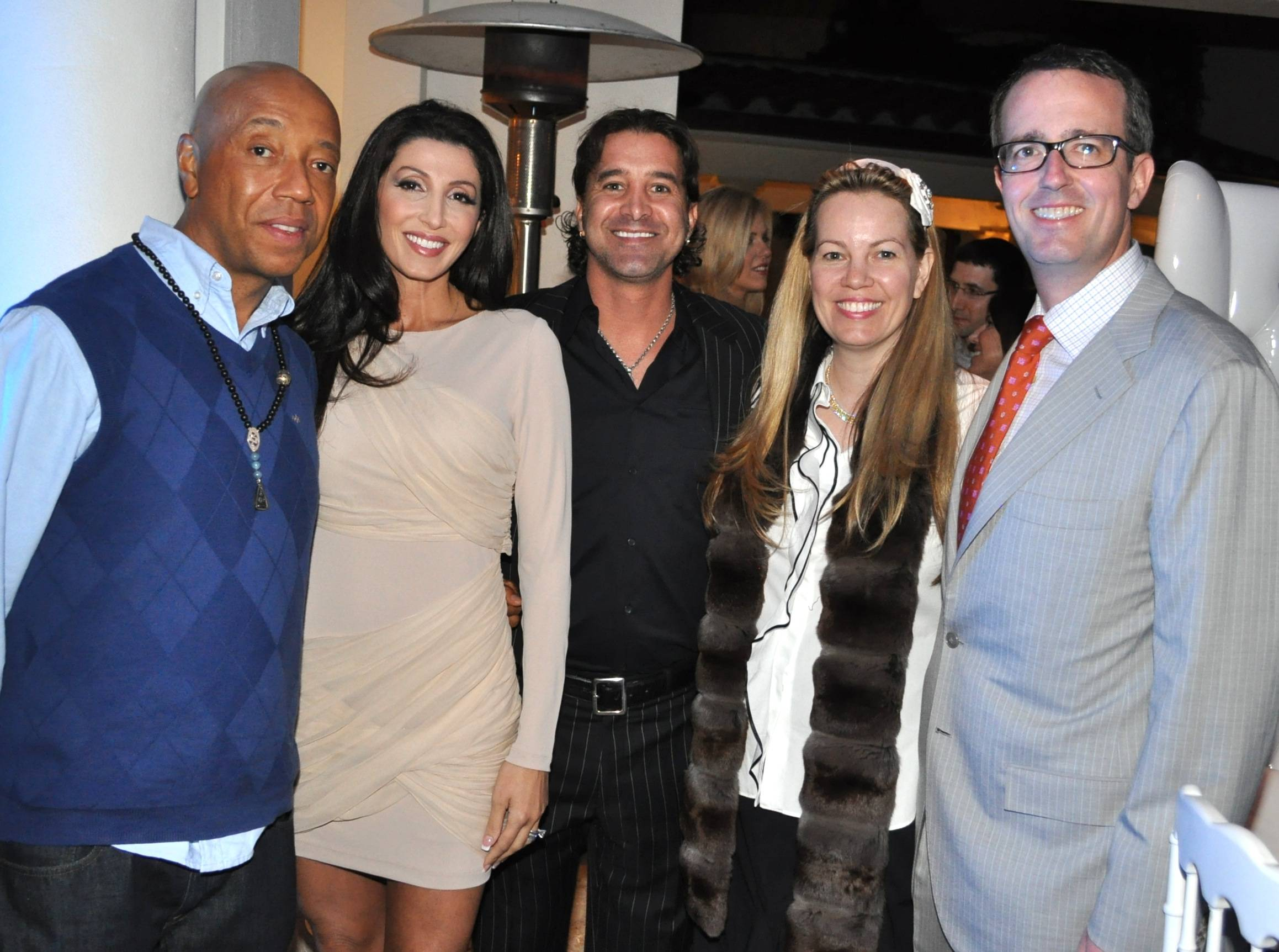 05 Russell Simmons, Jaclyn & Scott Stapp, with Co-Hosts Allison & Chip Brady