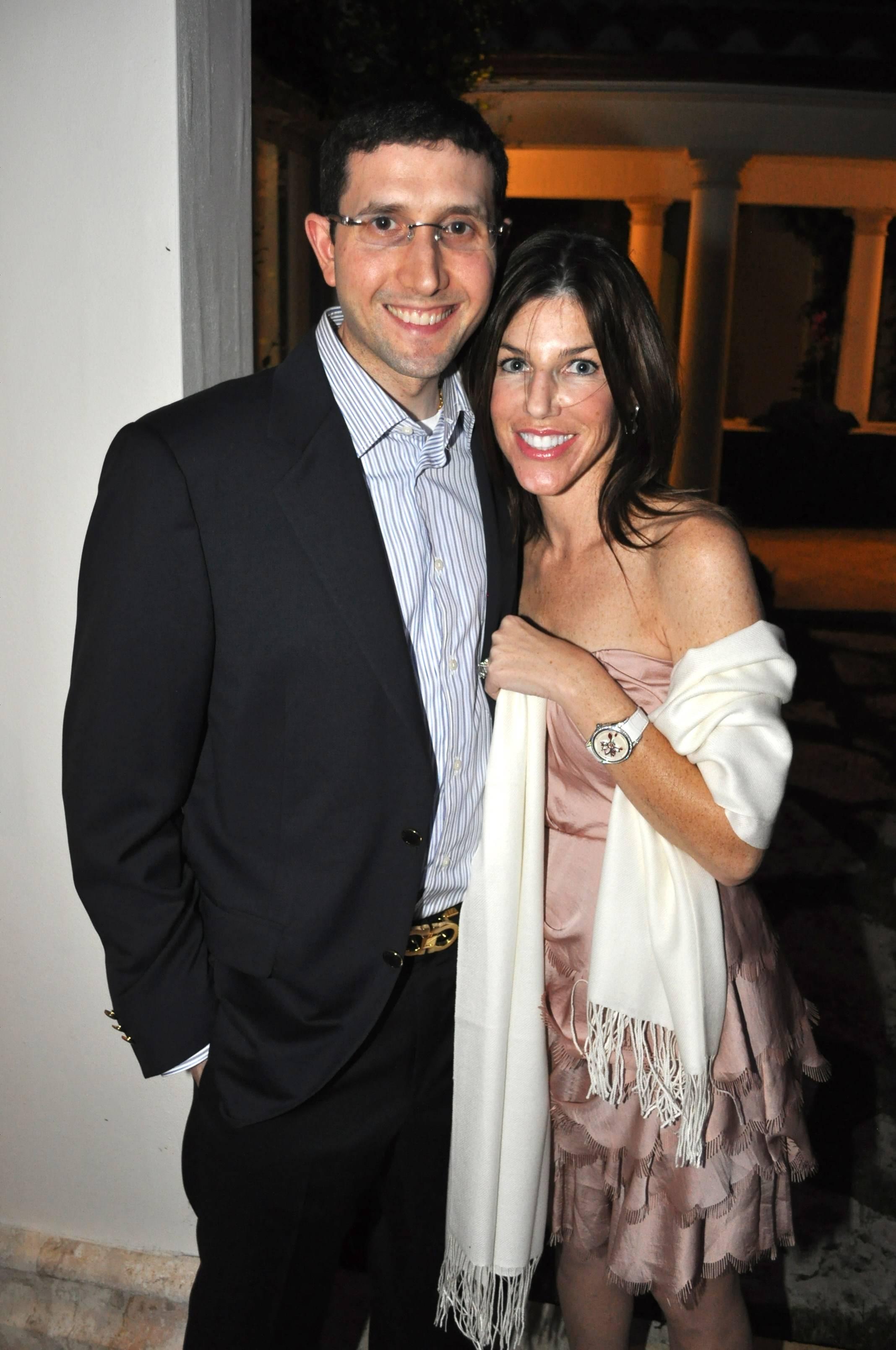 06 Josh and Michele Berlin at the Penn Medicine event