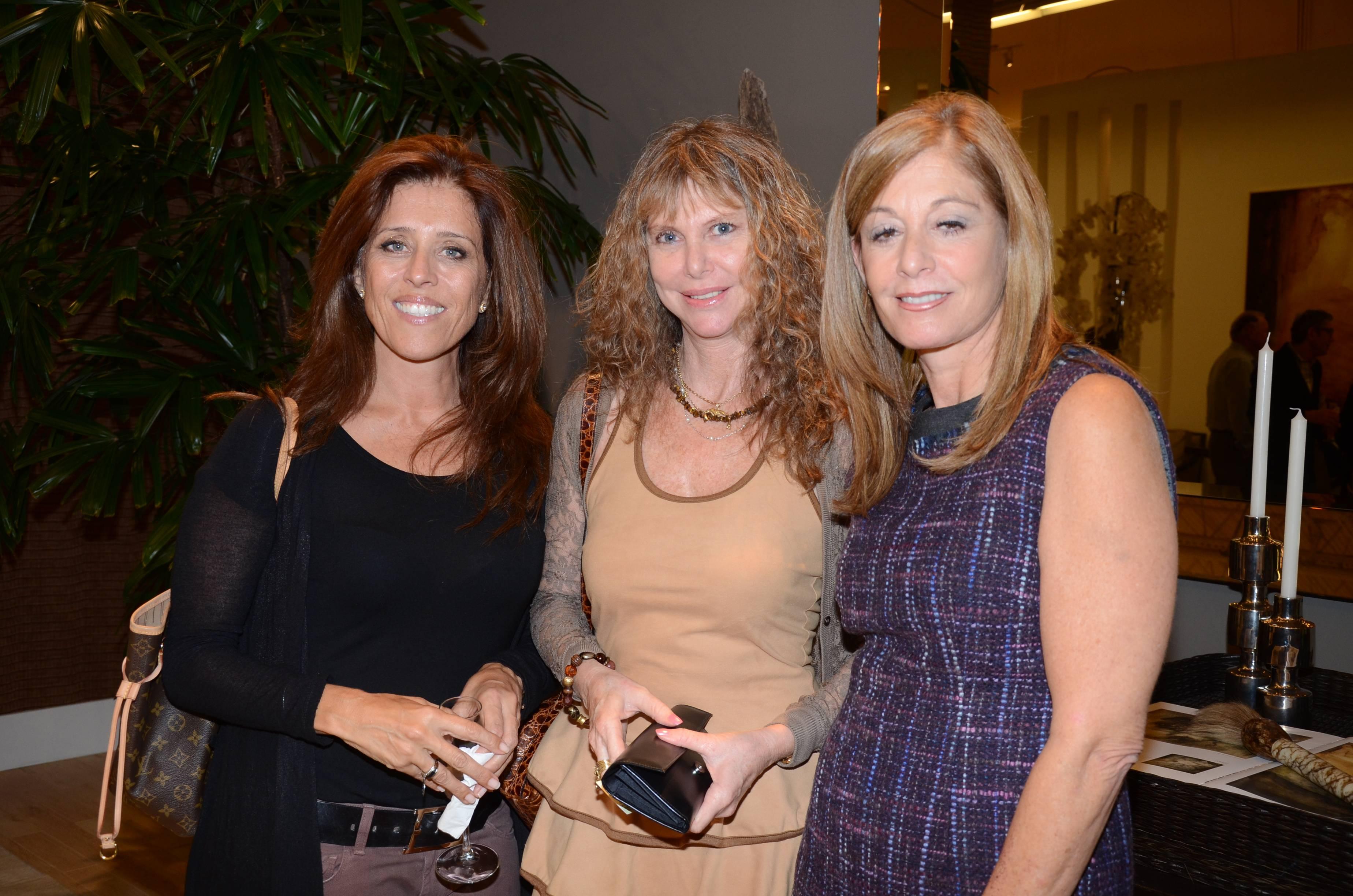 Adriana Faerman, Cynthia Baer, Randi Rapp