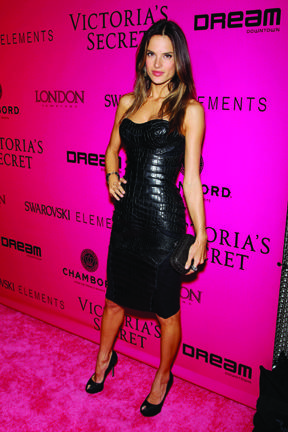 THE SCENE :: VICTORIA'S SECRET FASHION SHOW AFTER PARTY
