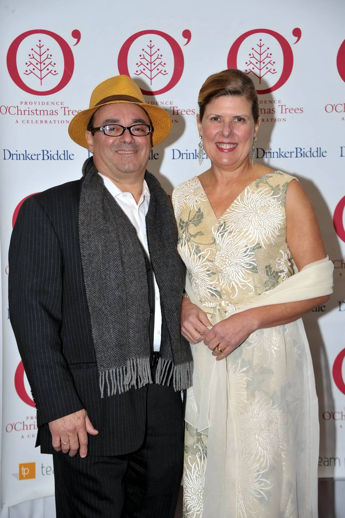 Chef Thierry Rautureau and wife Kathy