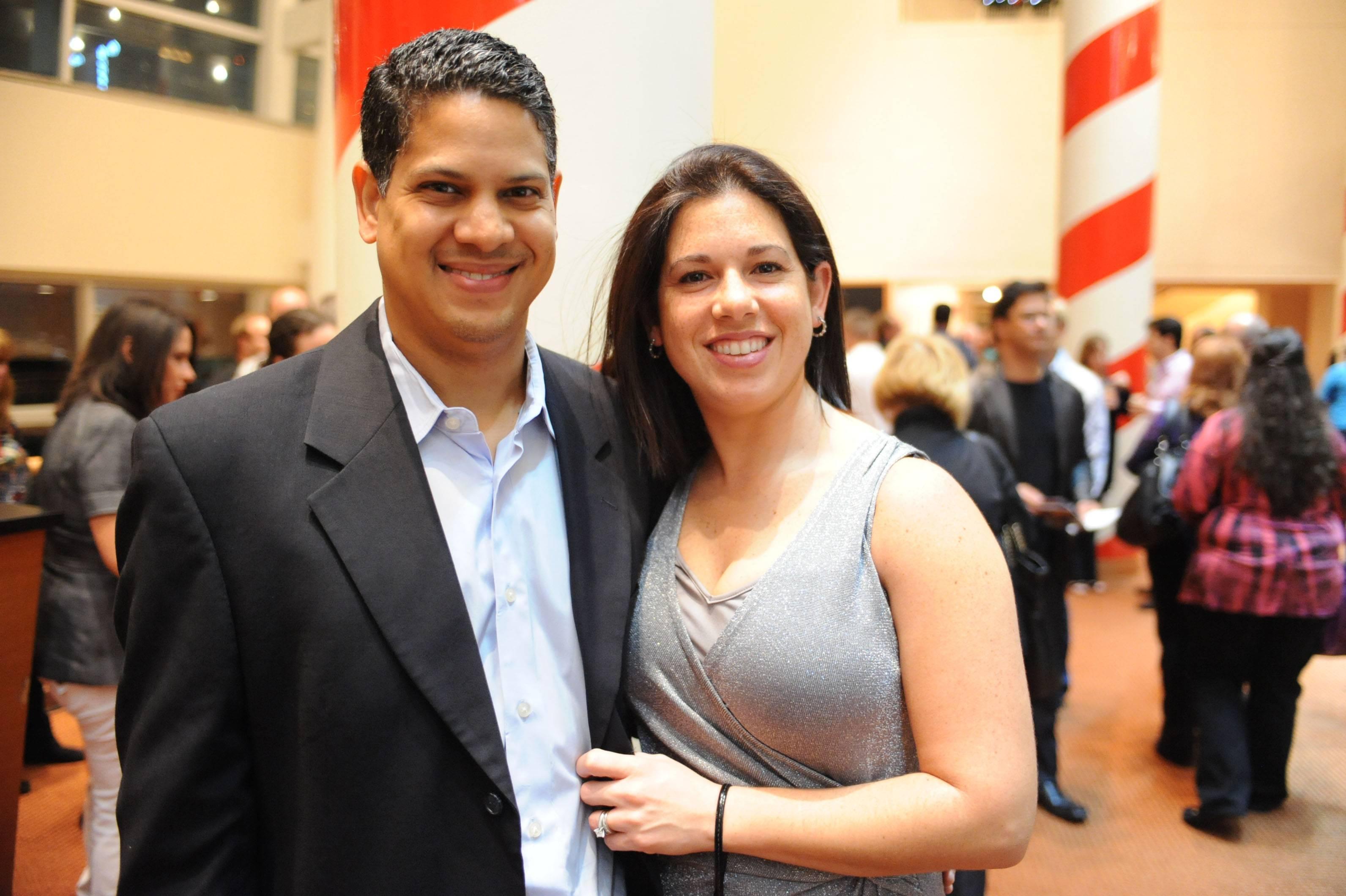 Darren and Melissa Ferreira