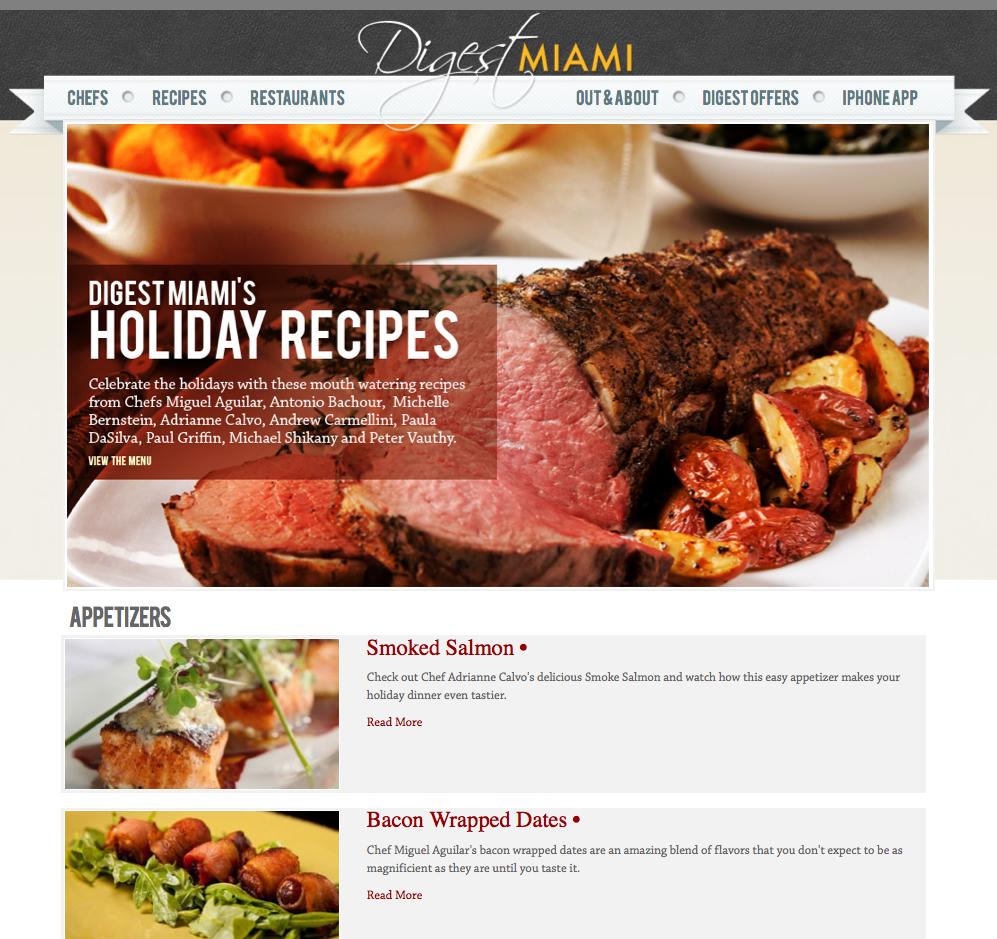 Digest Miami 3