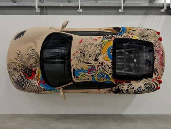 Ferrari-F430-Tattooed