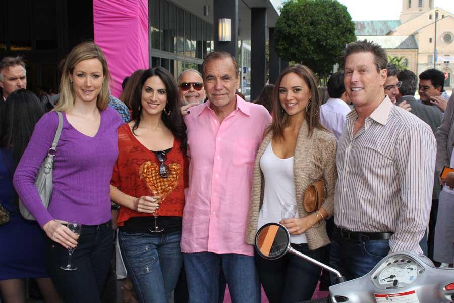 Jennifer Zivco, Alena Capra, Jorge Perez,Kim Knausz,  Matt Gorson