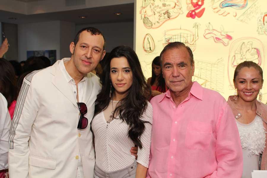 Karim Rashid, Ivana Puric, Jorge Perez