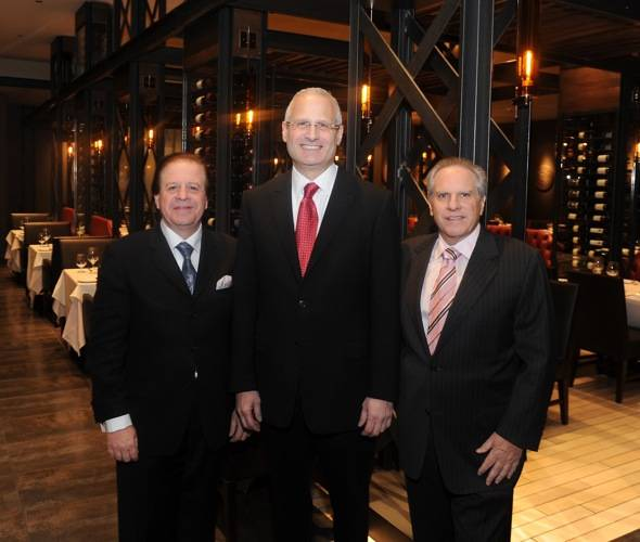 Marc Sherry, Gary Selesner, Greg Sherry restaurant