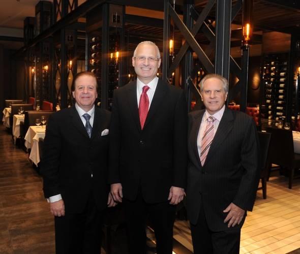 Marc Sherry, Gary Selesner, Greg Sherry restaurant