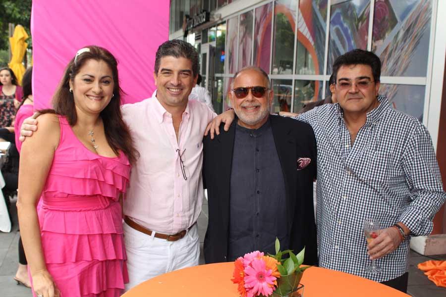 Maria LaViosa, Carlos Rosso, Philip Spiegelman, Roberto Romagnoli
