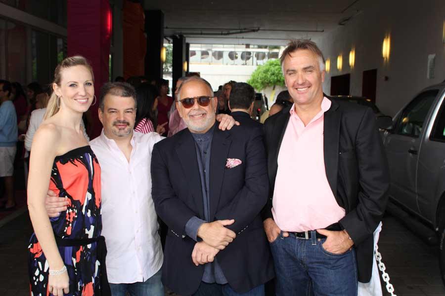 Nicole Cardoso, Sergio Pintos, Phil Spiegelman, Craig Studnicky