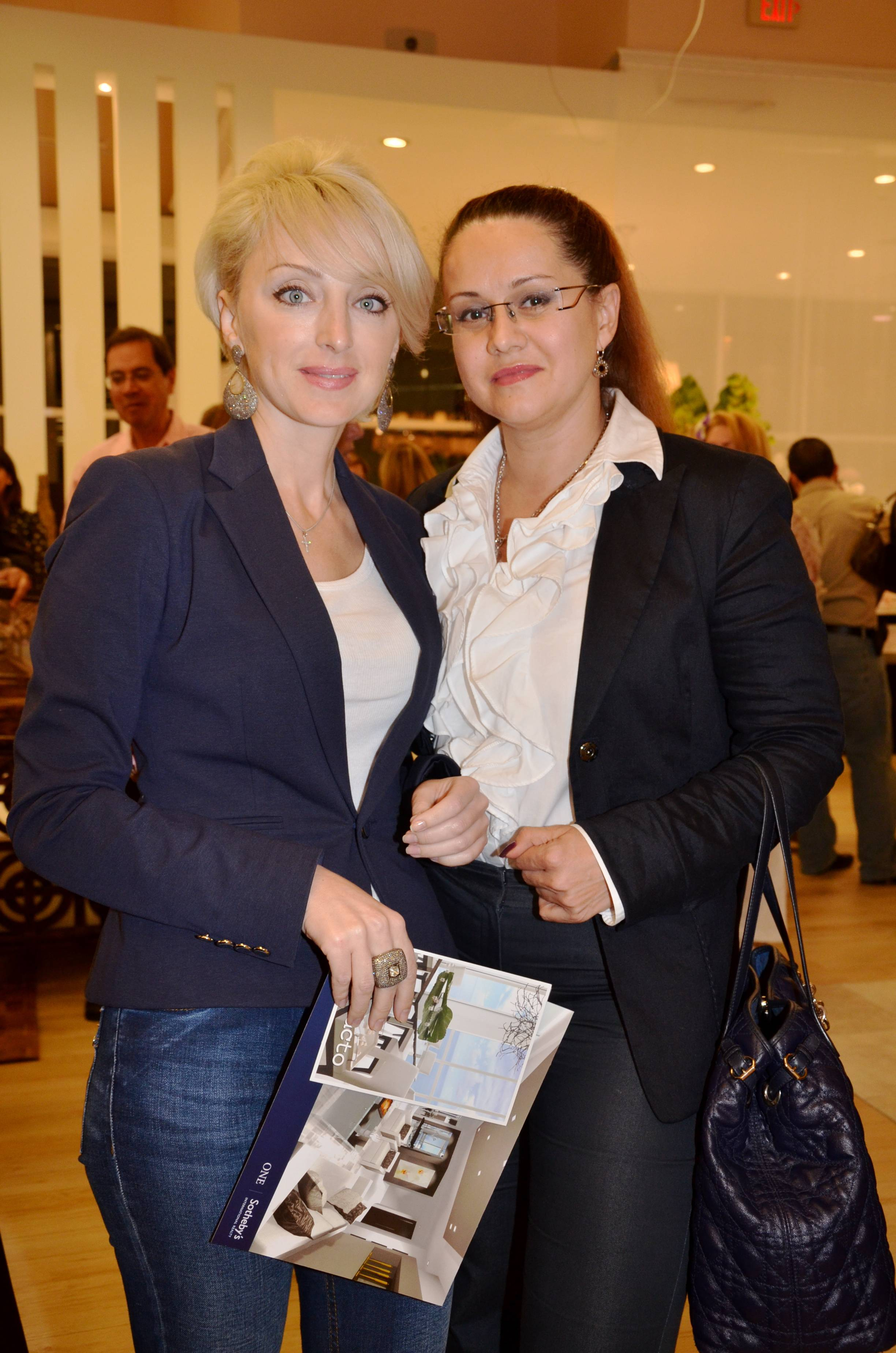 Olga Shepel, Liliya Shmatenkova