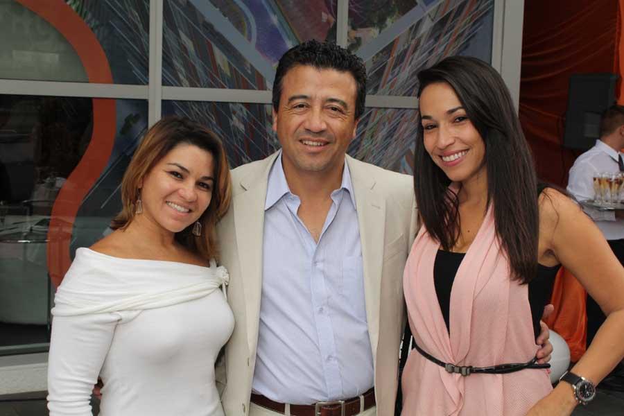 Robana Burgos, Pablo Roriguez, Analu Rodrigue