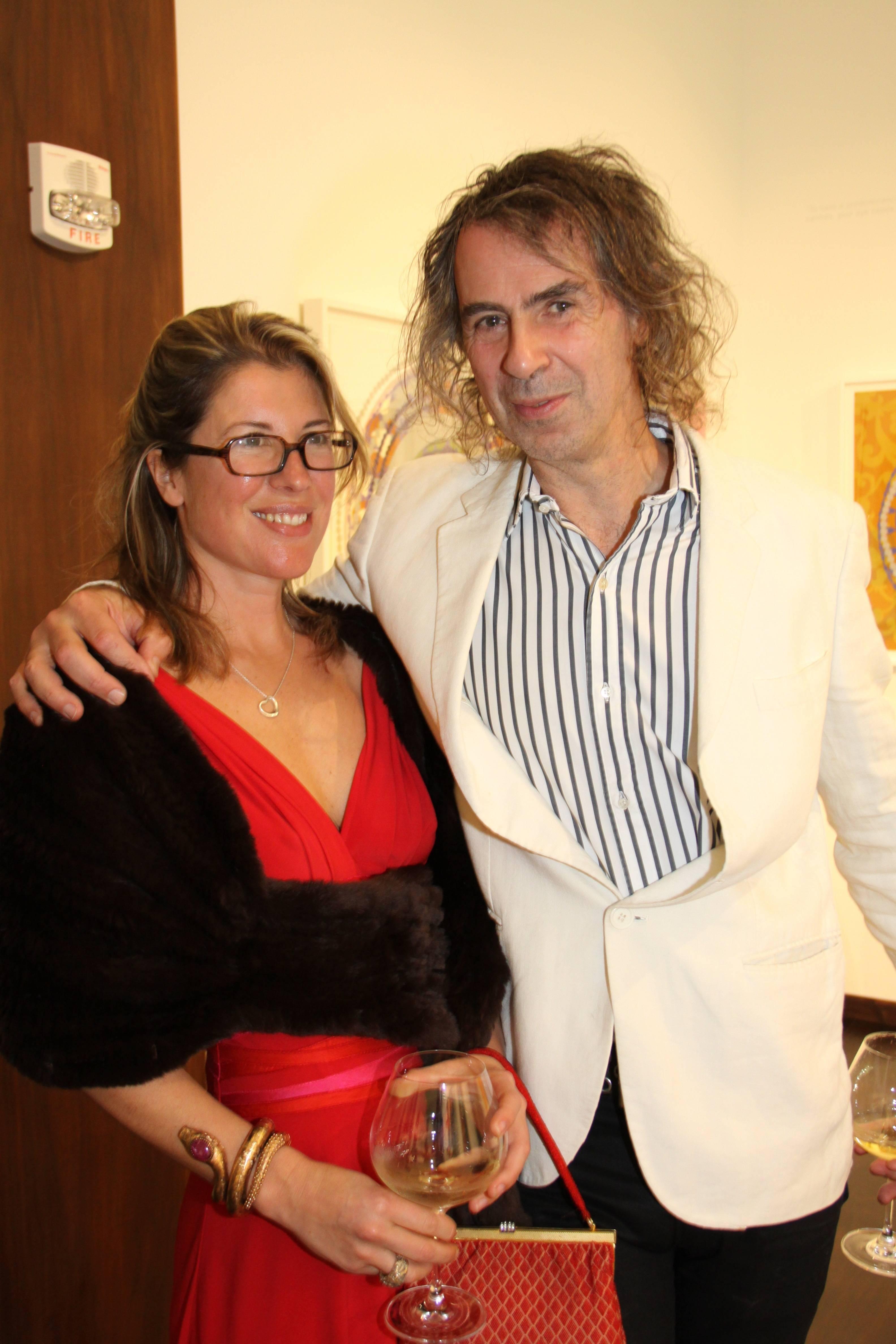 Sara & Ivor Braka
