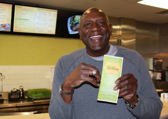Spencer Haywood_Greens and Proteins