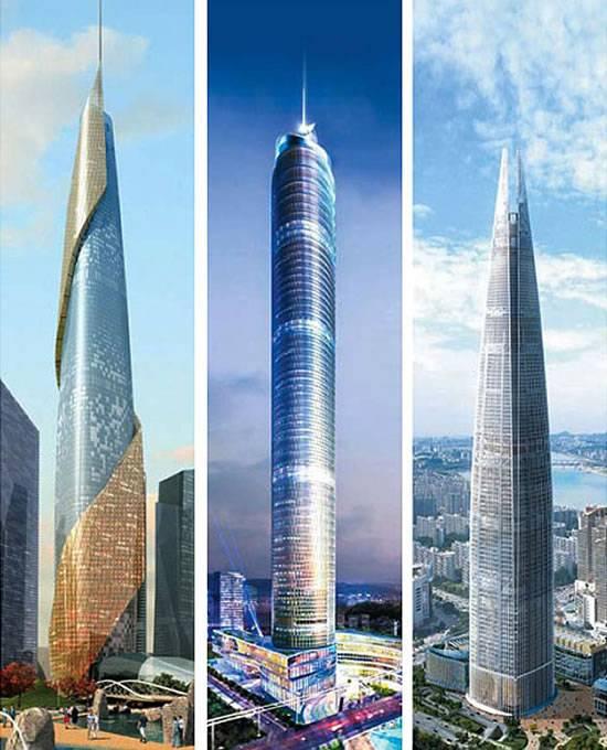 Yongsan Landmark Tower
