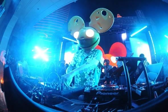 XS Nightclub – deadmau5 3
