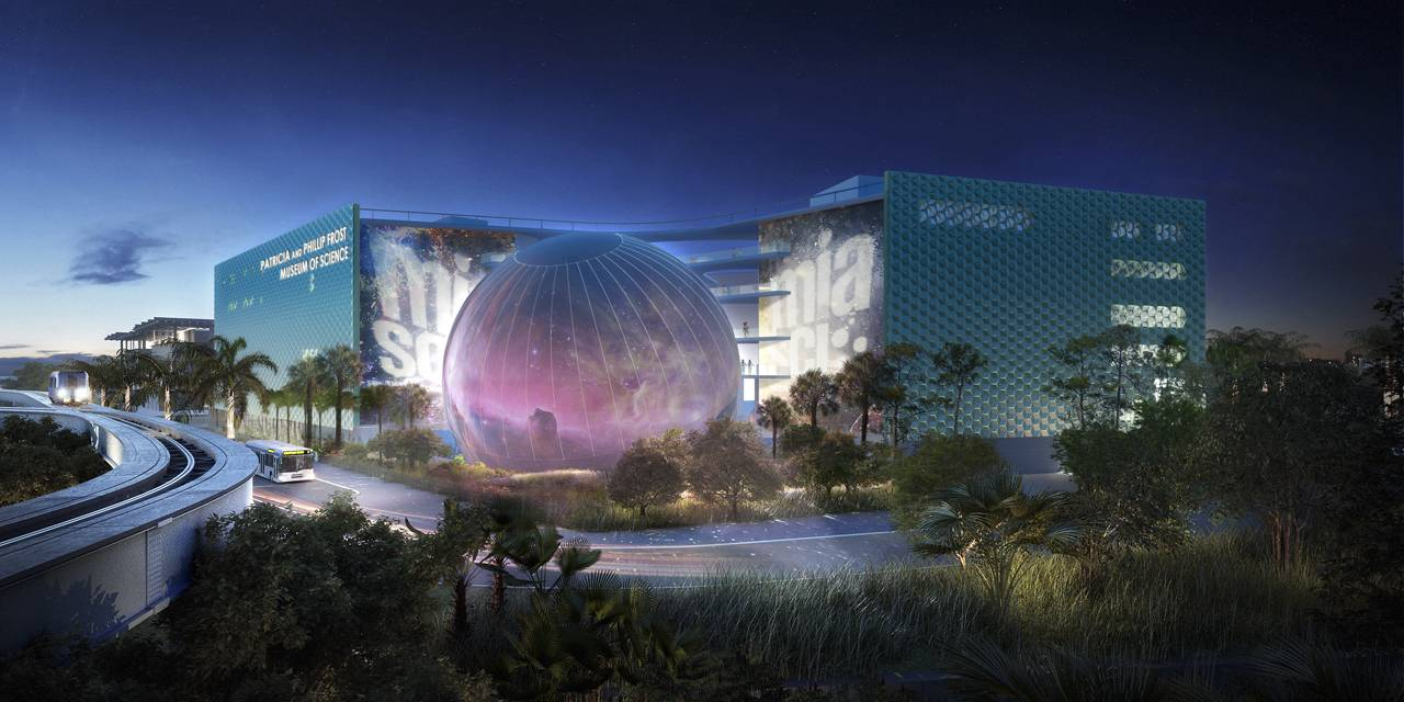 Miami Science Museum, Grimshaw Architects