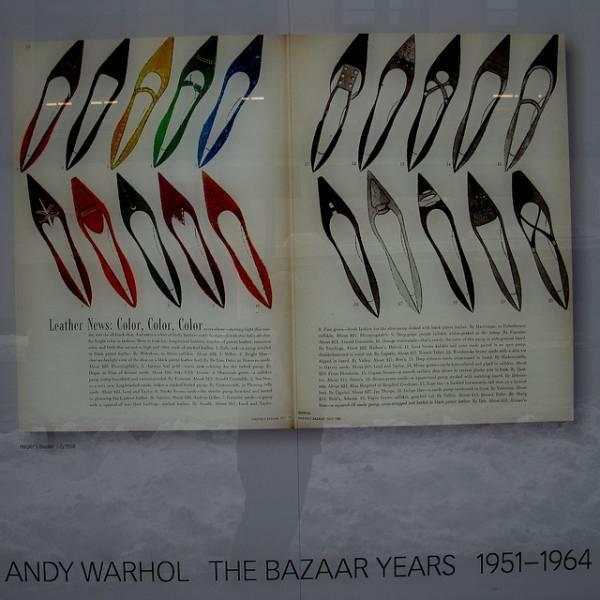Andy Warhol    The Bazaar Years    1951-1964