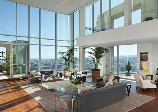 San Francisco S Most Expensive Penthouse Sells For 28