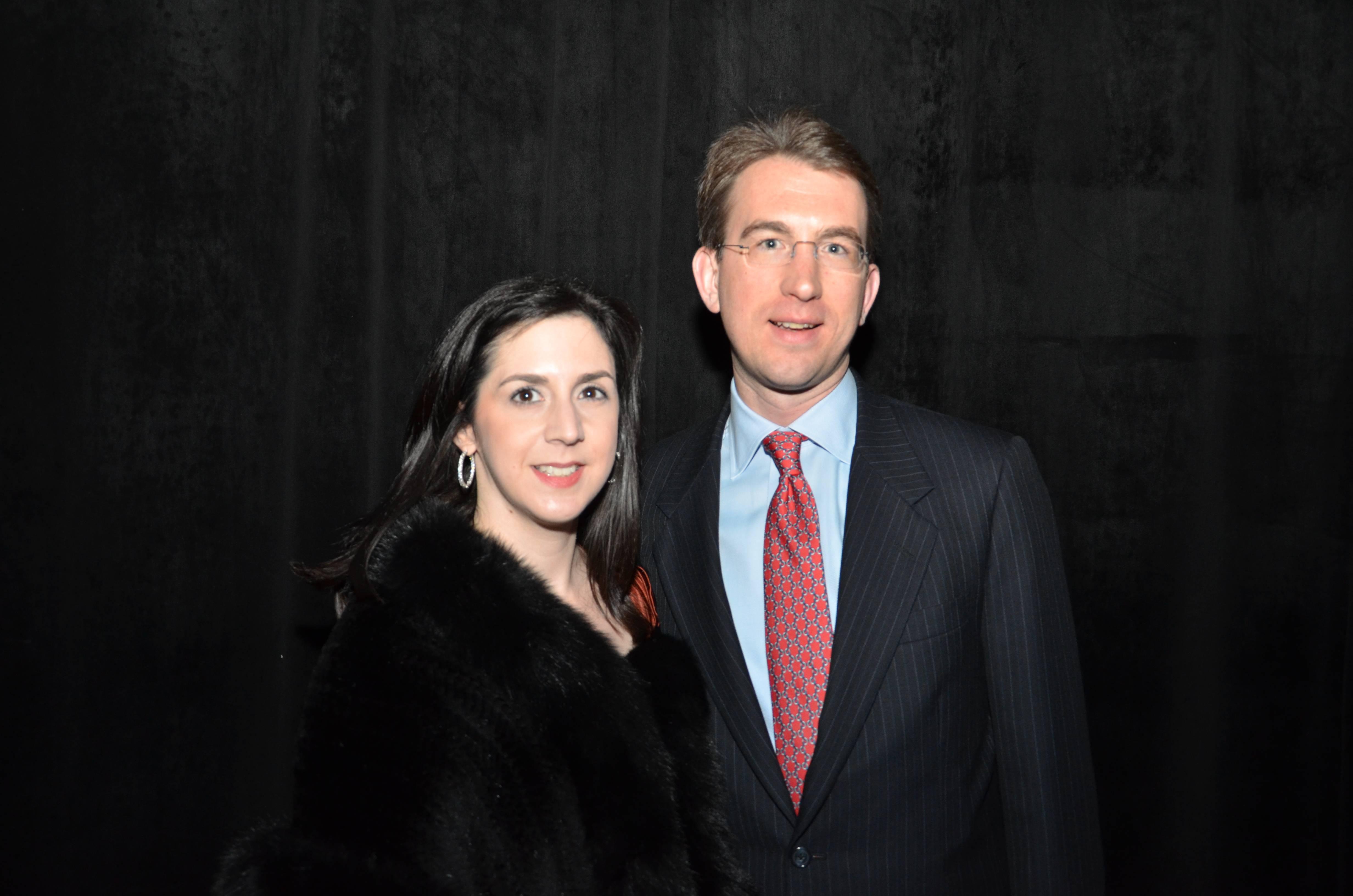 Ana-Marie and Robert Barlick