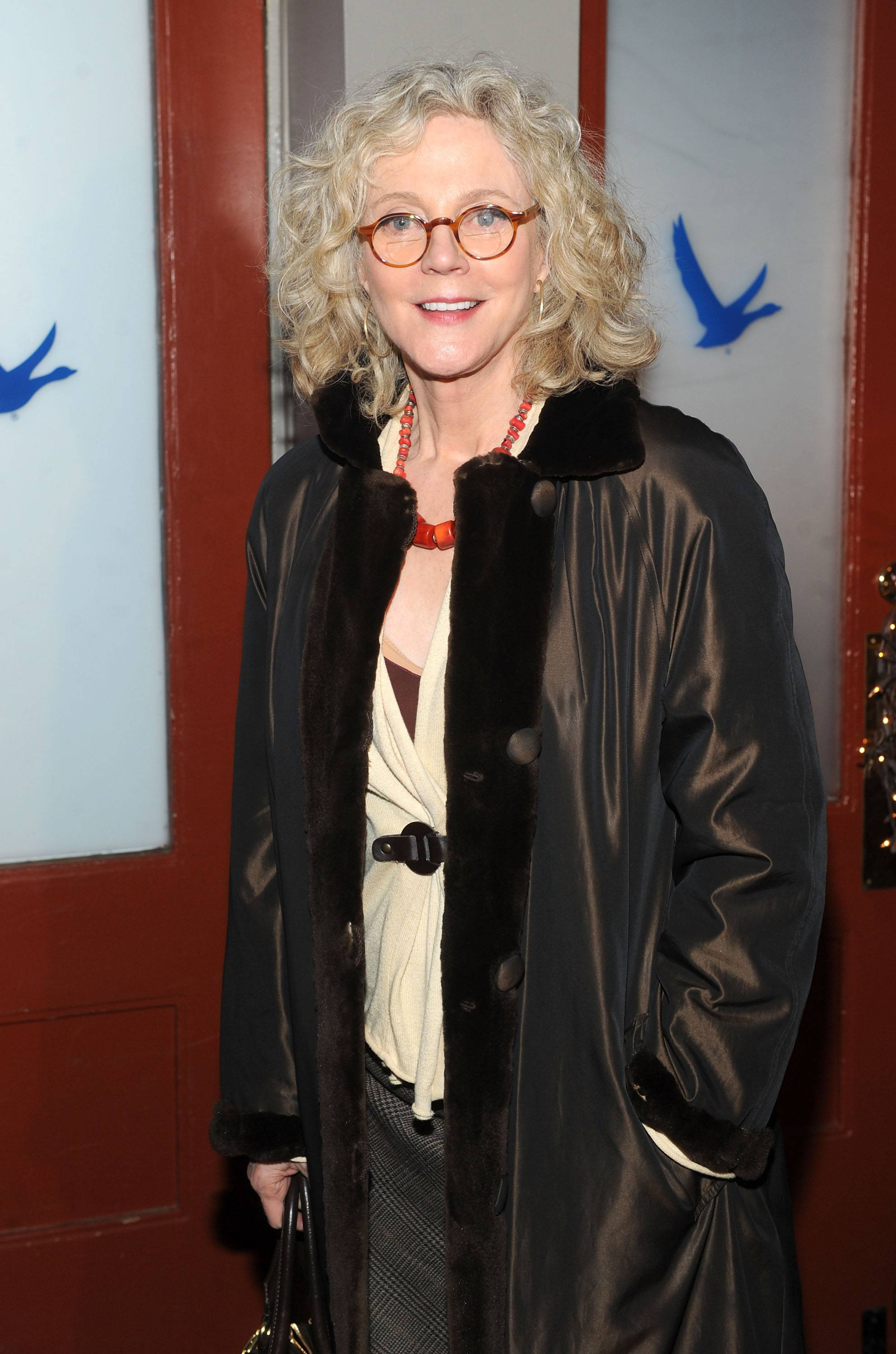 Blythe Danner 2 at the GREY GOOSE Blue Door at Sundance on Friday 1-20-12