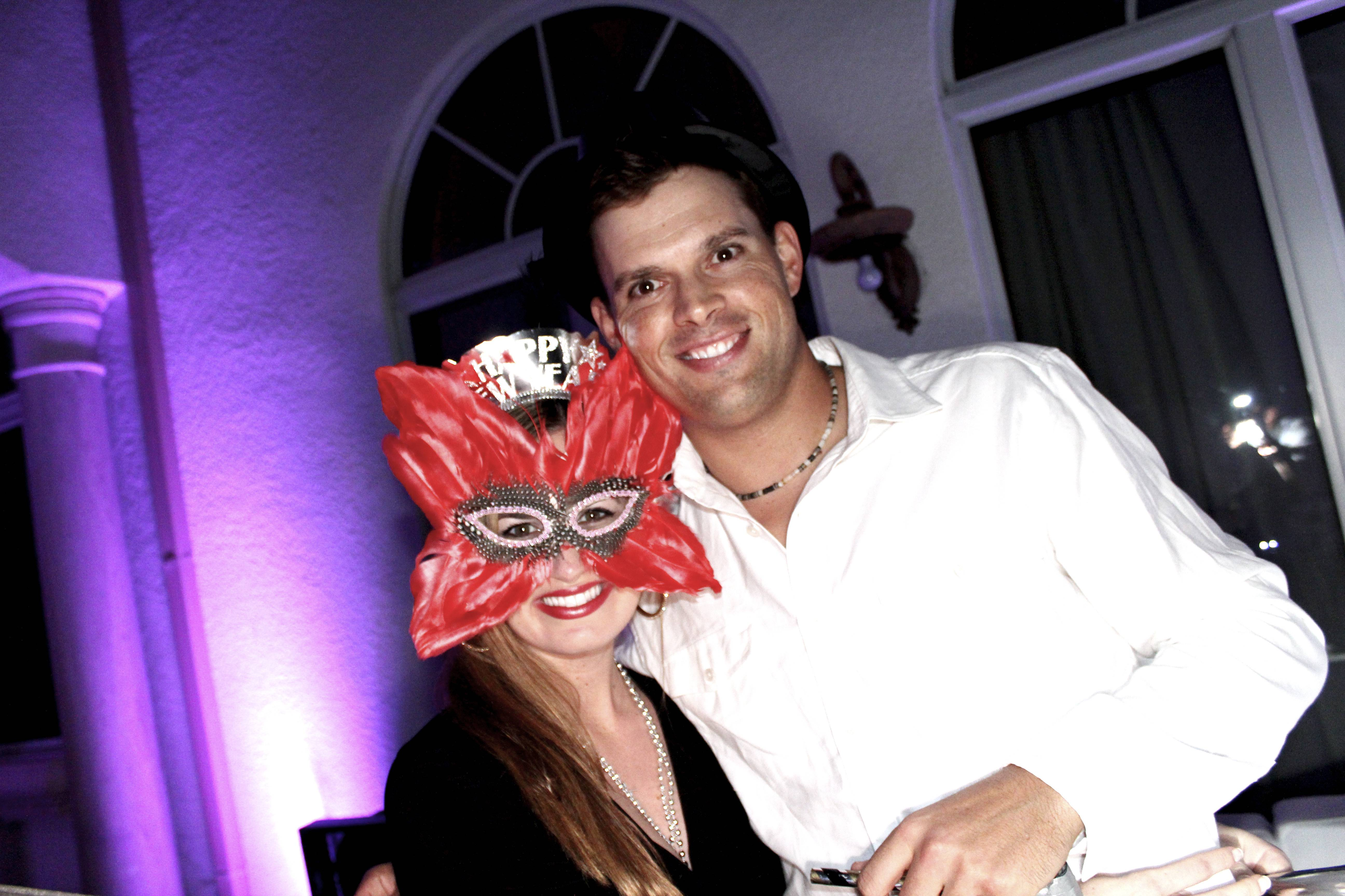 Bob Bryan & Michelle Alvarez