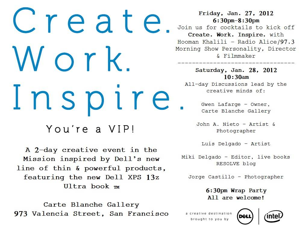 Create.Work.Inspire_VIP Invite