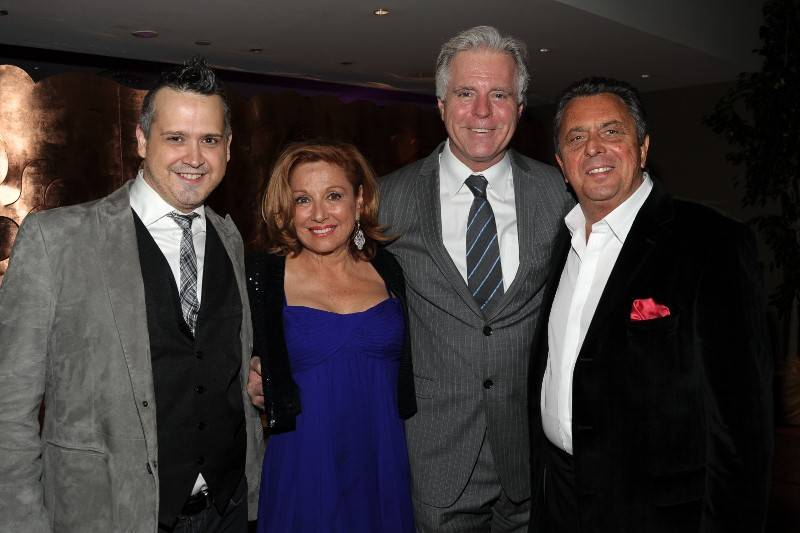 Dan Gallagher, Michele Rella, Michael Milton, Frank Rella