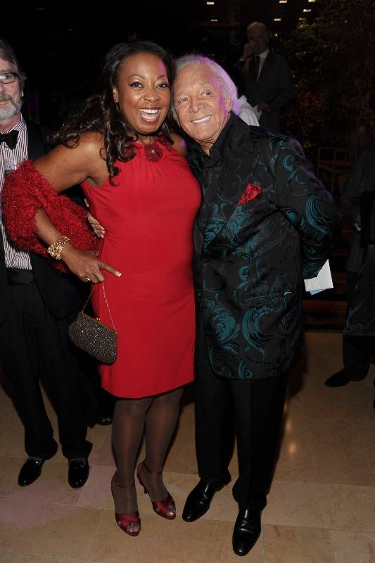 Star Jones, Marty Richards