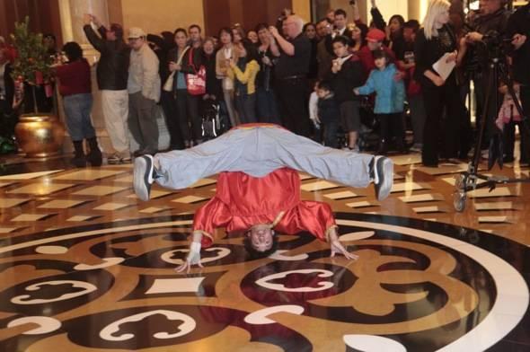 Dancer, ImagesOfVegas.com