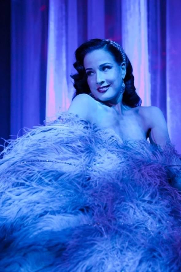 Dita Von Teese Performing at Hyde Bellagio, Las Vegas, 1.14.12 (2)