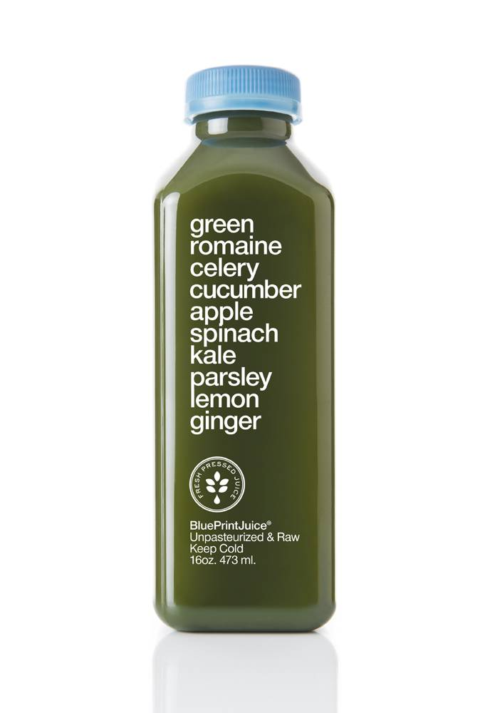 Blueprintcleanse juices now available on fresh direct haute living green juice malvernweather Choice Image