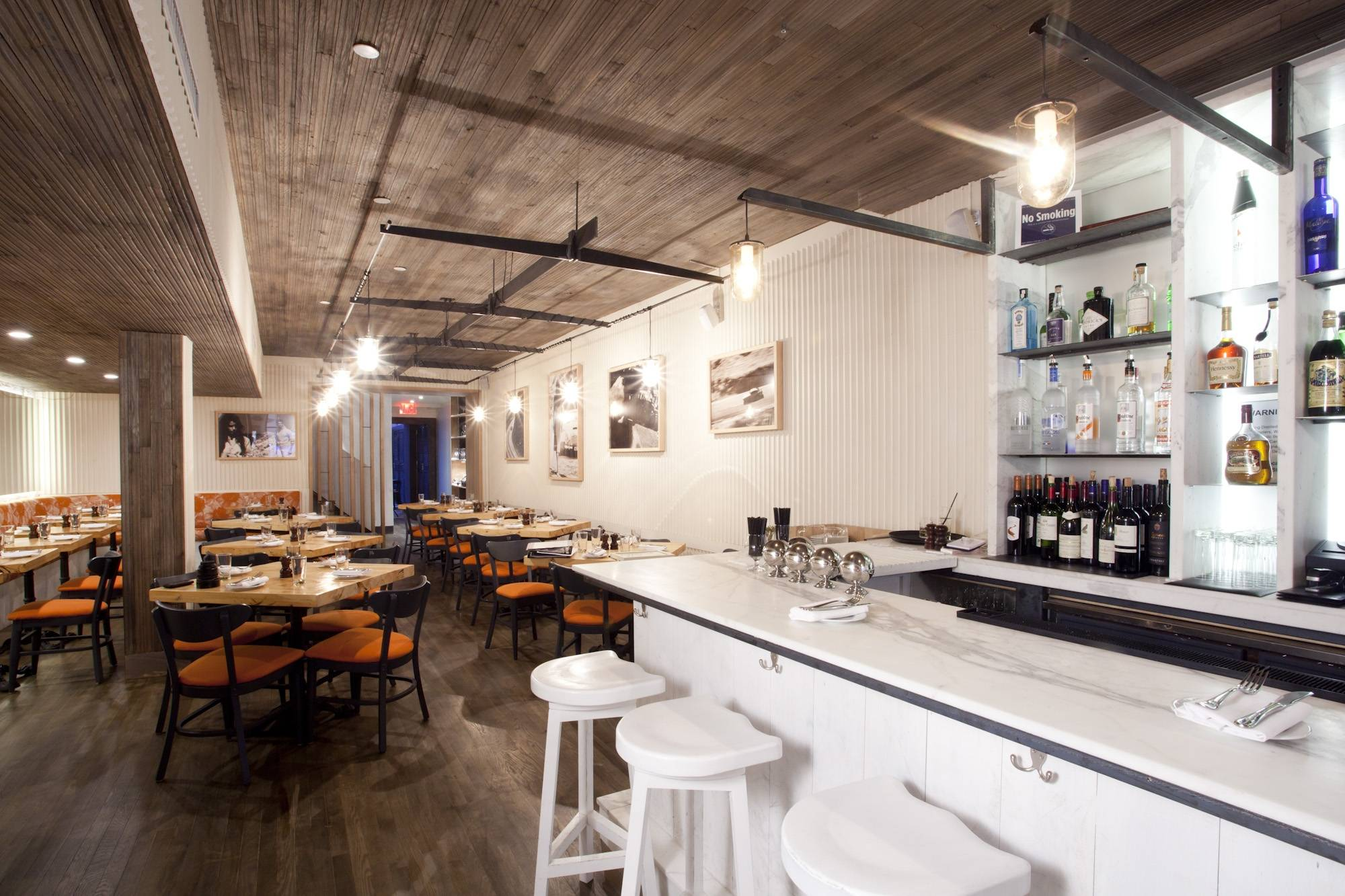 Amali Restaurant fers Up Sustainable Mediterranean Fare on the Upper East Side Haute Living