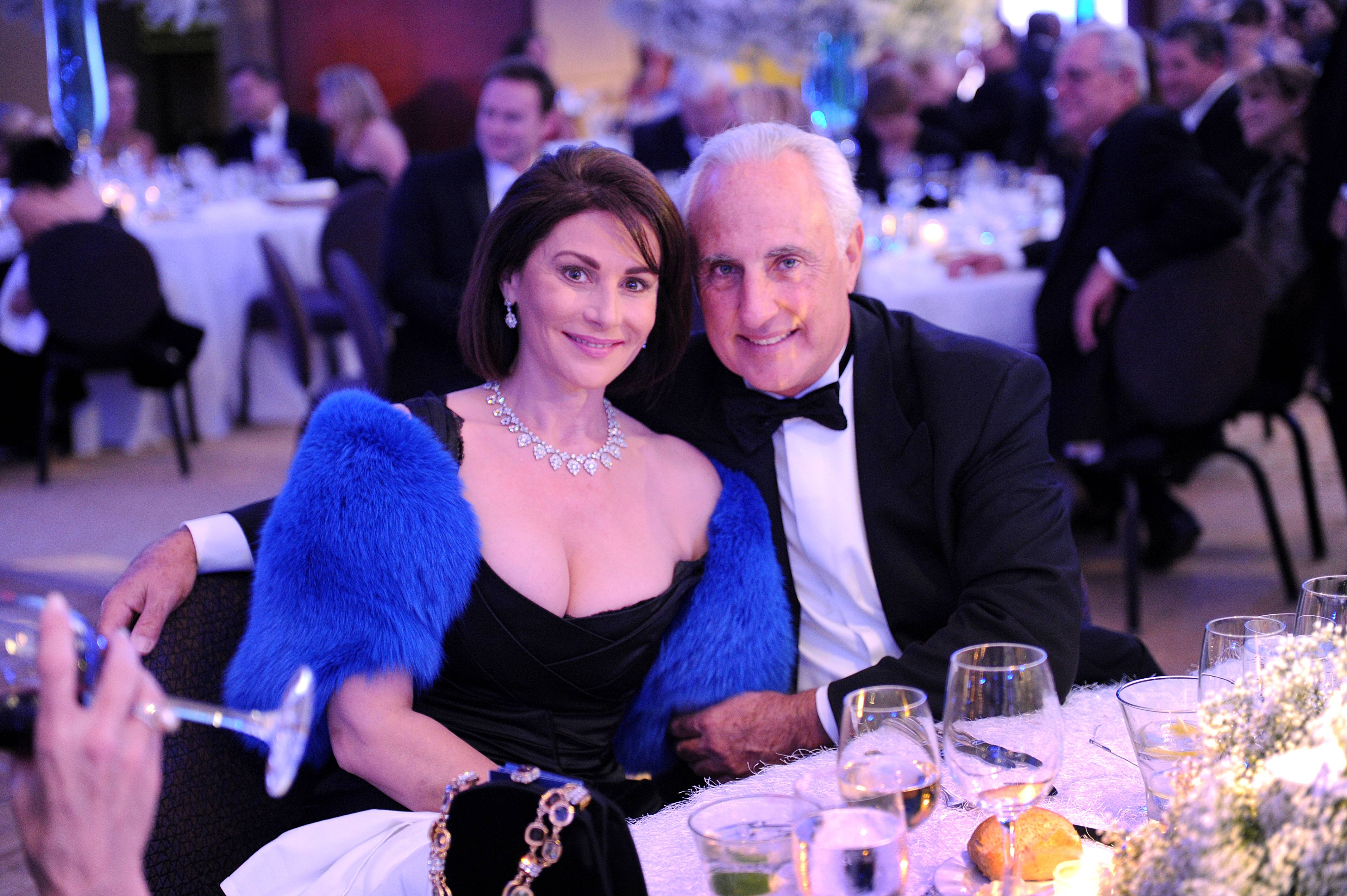 Jennifer Valoppi & Christian de Boudaire1