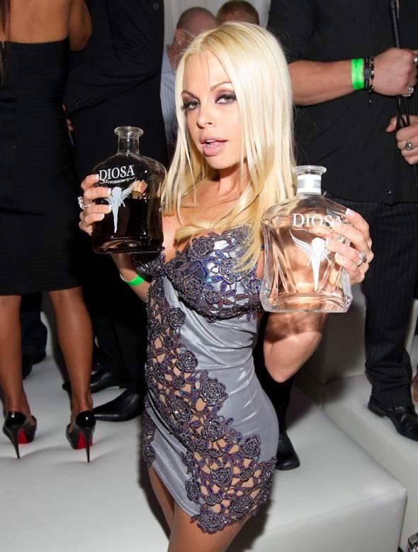 Jesse Jane_PURE Nightclub_Diosa Tequila_1.21.12