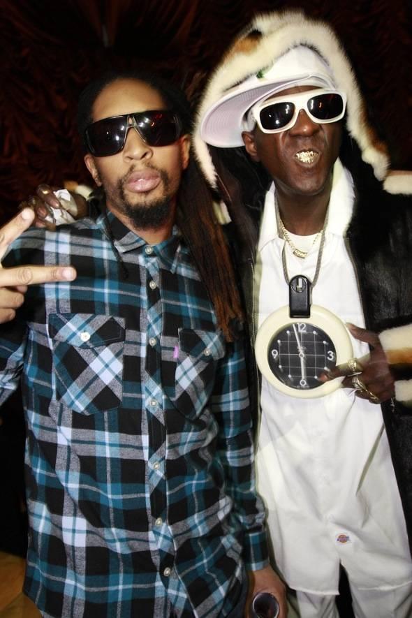 Lil Jon Flavor Flav
