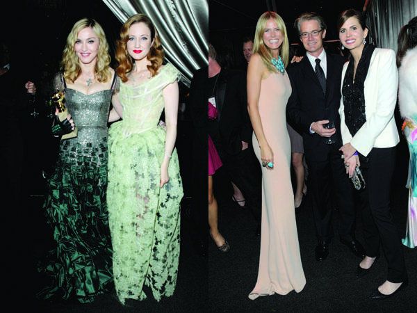 The Scene :: The Weinstein Company's 2012 Golden Globes After Party