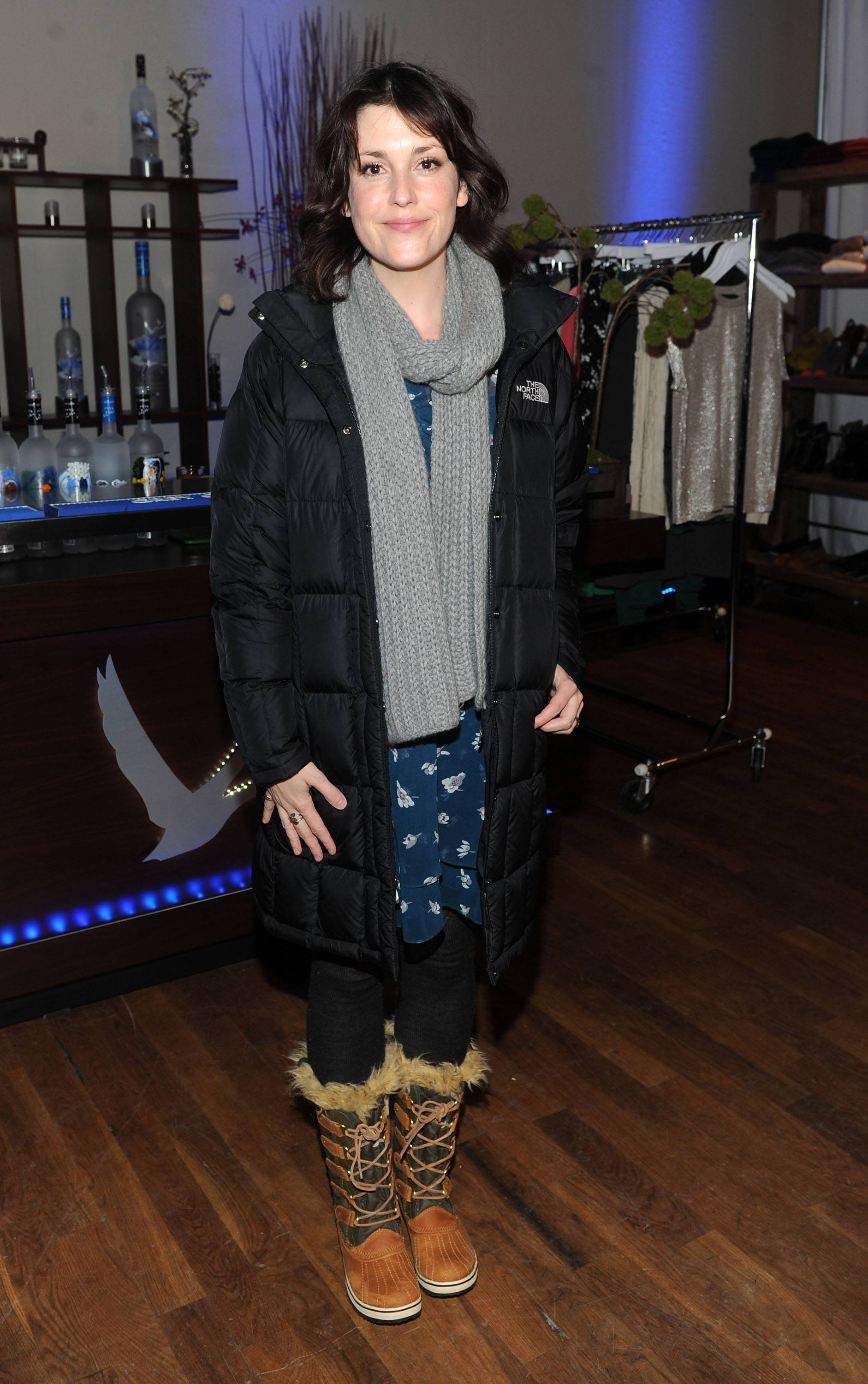 Melanie Lynskey at the GREY GOOSE Blue Door at Sundance on Friday 1-20-12